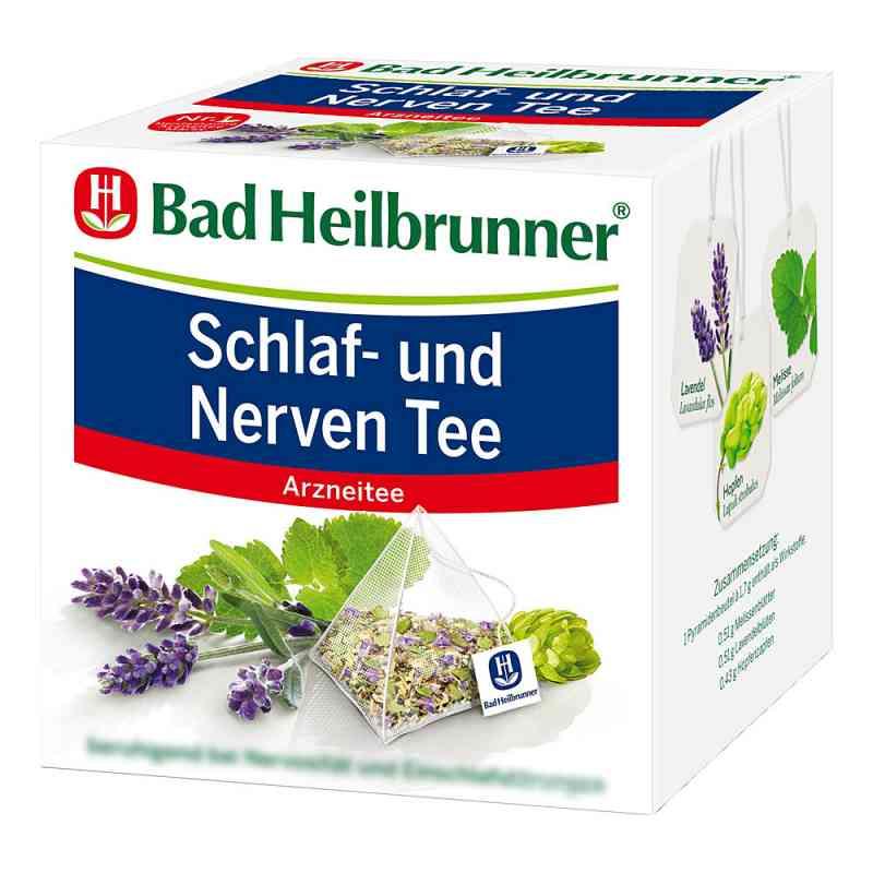 Bad Heilbrunner Tee Schlaf- und Nerven Pyram.btl.  bei apotheke.at bestellen