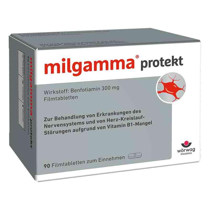 Milgamma protekt Filmtabletten  bei apotheke.at bestellen