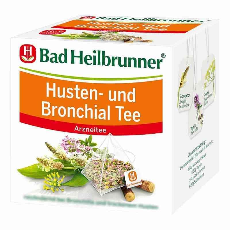 Bad Heilbrunner Tee Husten und Bronchial Filterbtl  bei apotheke.at bestellen