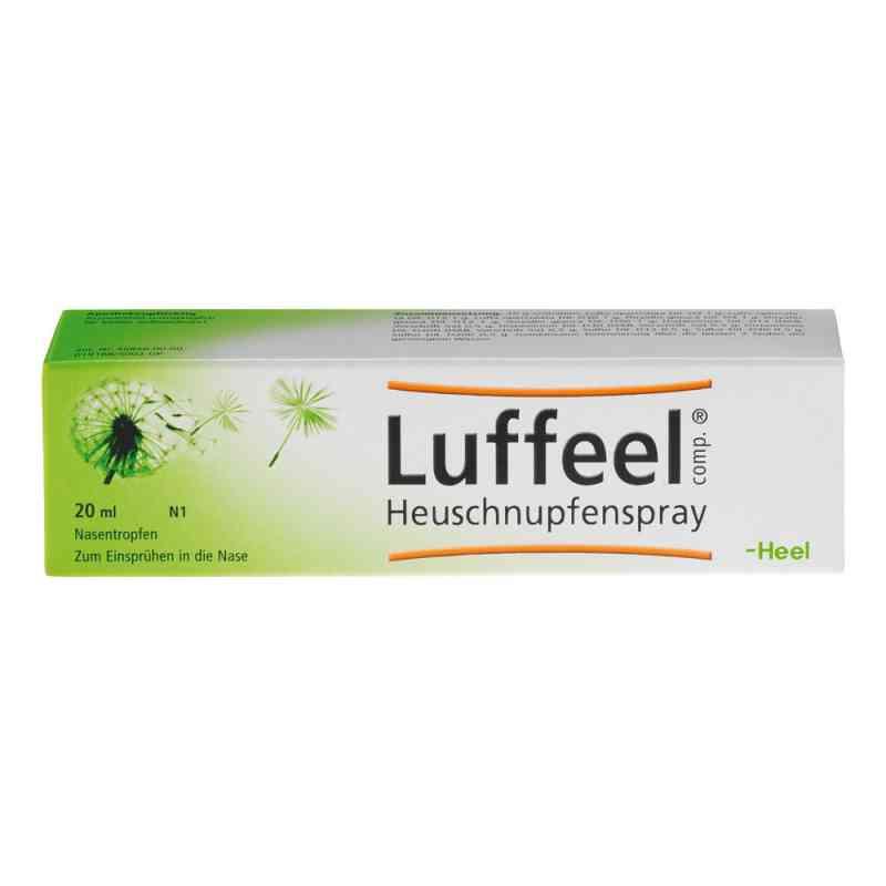 Luffeel compositus Heuschnupfen Nasenspray  bei apotheke.at bestellen