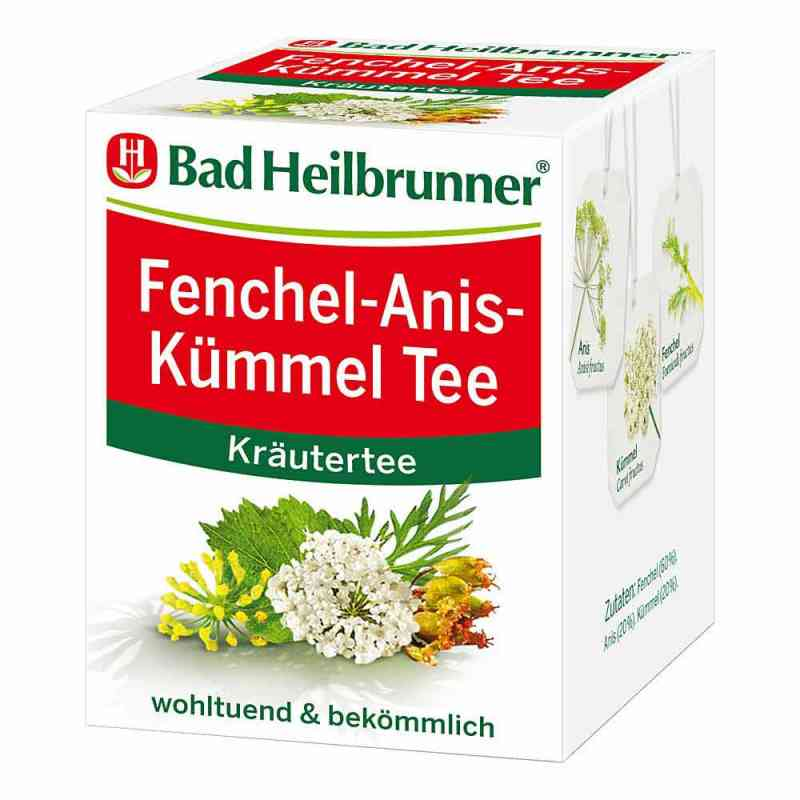 Bad Heilbrunner Tee Fenchel Anis Kümmel Filterbtl  bei apotheke.at bestellen