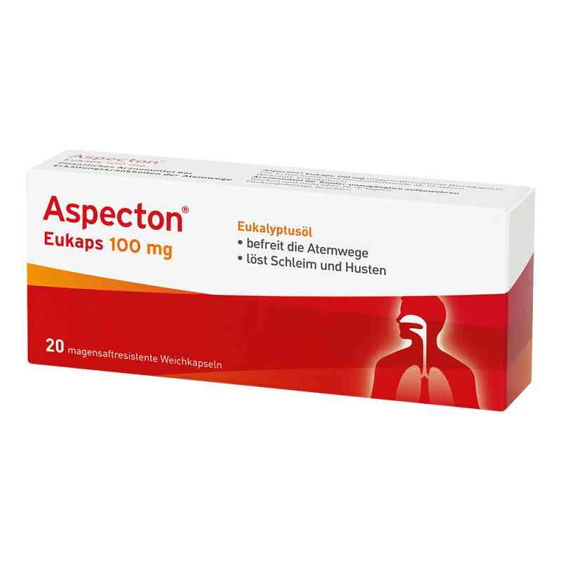 Aspecton Eukaps 100mg  bei apotheke.at bestellen