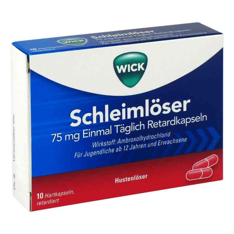 WICK Schleimlöser 75mg Einmal Täglich bei apotheke.at bestellen