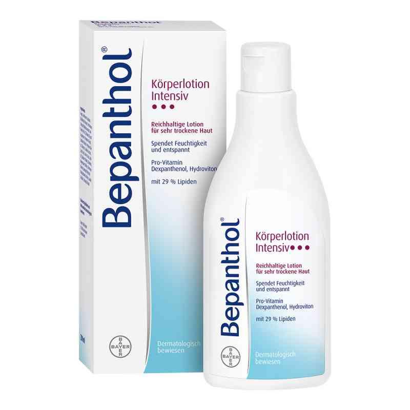 Bepanthol Intensiv Körperlotion Flasche  bei apotheke.at bestellen