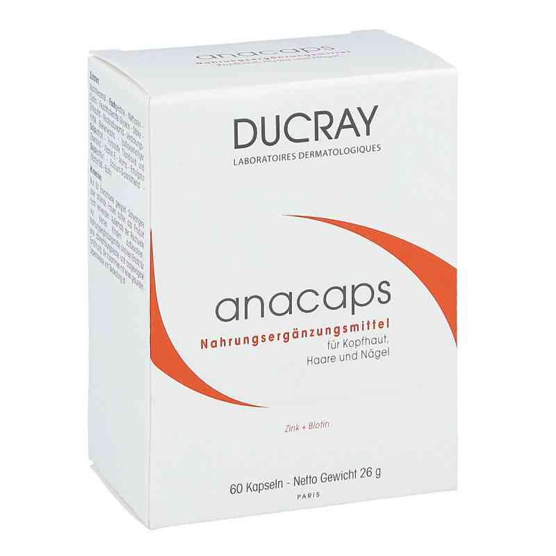 Ducray Anacaps mit Aminosäuren Kapseln  bei apotheke.at bestellen