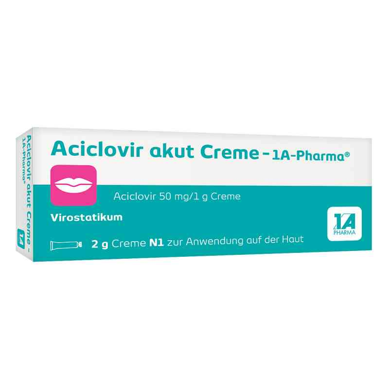 Aciclovir akut Creme-1A Pharma  bei apotheke.at bestellen