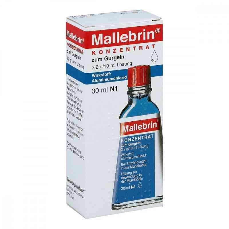 Mallebrin Konzentrat zum Gurgeln  bei apotheke.at bestellen