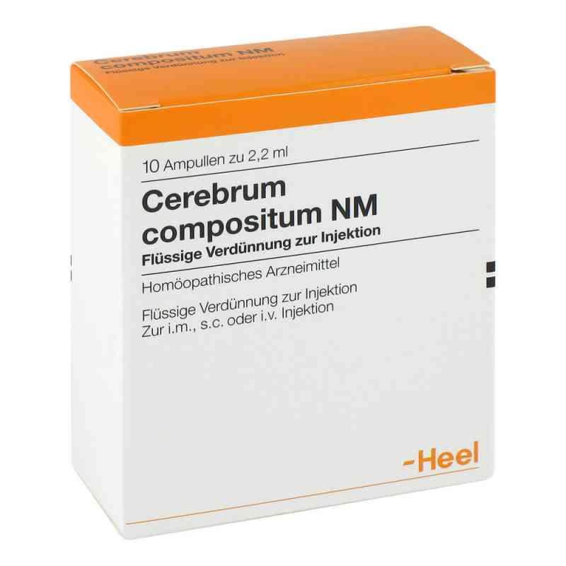 Cerebrum Compositum Nm Ampullen bei apotheke.at bestellen