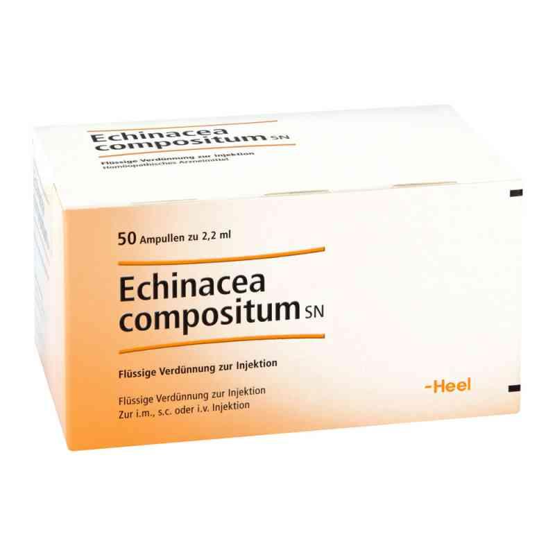 Echinacea Compositum Sn Ampullen bei apotheke.at bestellen