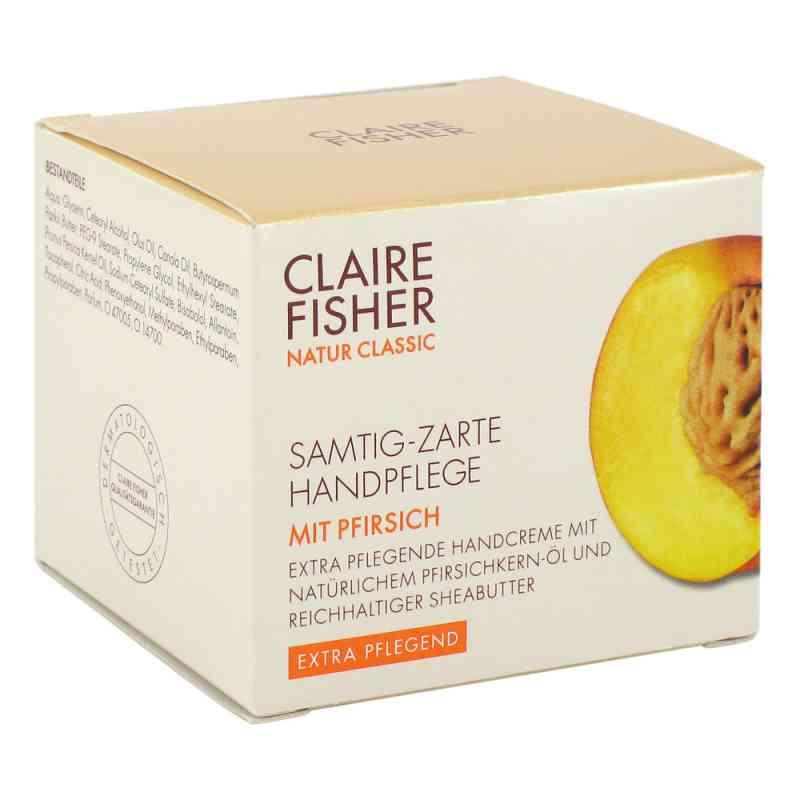 Claire Fisher Nat.classic Pfirsich Handcreme bei apotheke.at bestellen