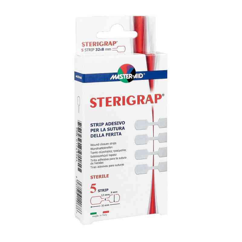 Sterigrap Wundnahtstreifen 32x8 mm  bei apotheke.at bestellen