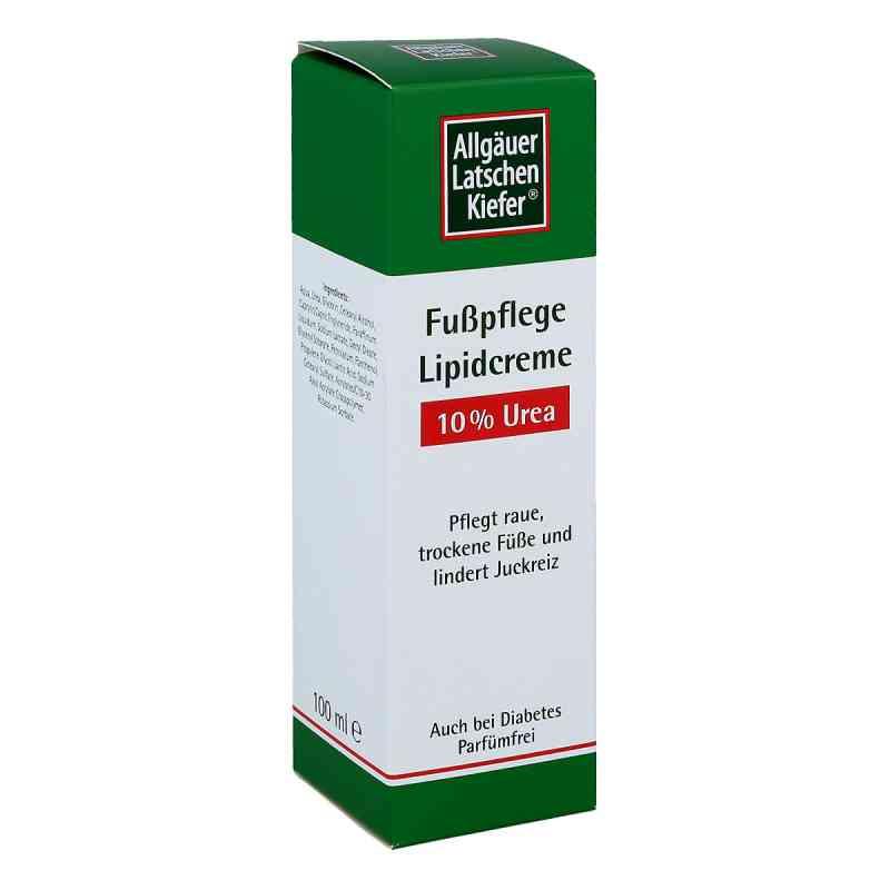 Allgäuer Latschenk. 10% Urea Fuss Lipidcreme  bei apotheke.at bestellen