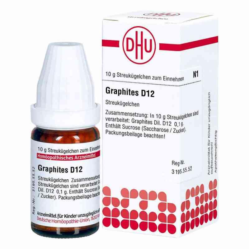 Graphites D 12 Globuli  bei apotheke.at bestellen