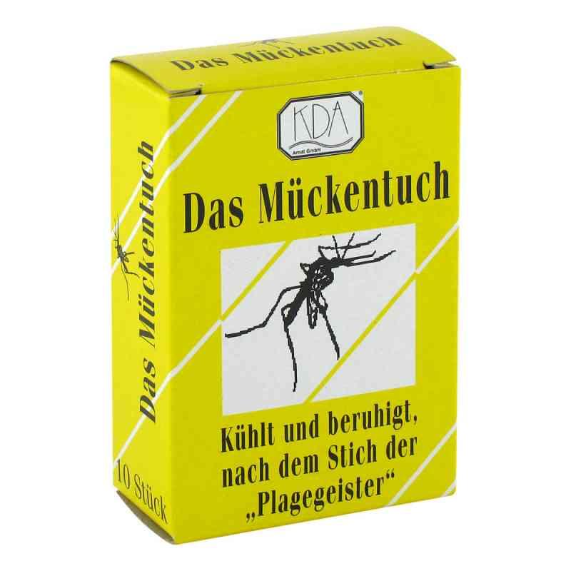 Mückentuch nach dem Stich Kda  bei apotheke.at bestellen