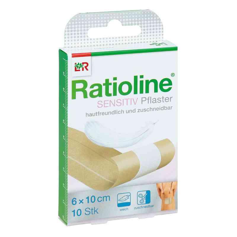 Ratioline sensitive Wundschnellverband 6 cmx1 m  bei apotheke.at bestellen