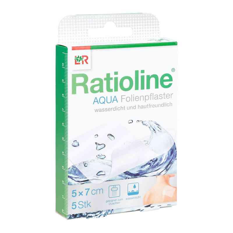 Ratioline aqua Duschpflaster 5x7 cm  bei apotheke.at bestellen