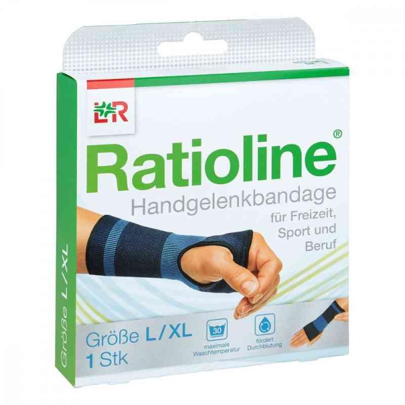 Ratioline active Handgelenkbandage Größe l/xl  bei apotheke.at bestellen