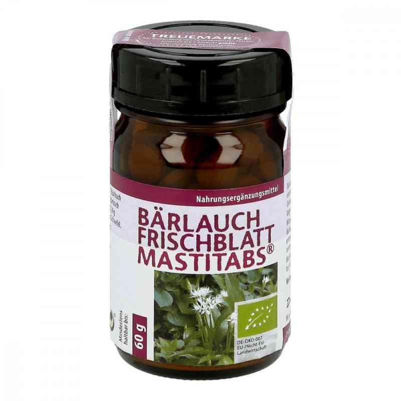 Bärlauch Frischblatt Mastitabs Tabletten  bei apotheke.at bestellen