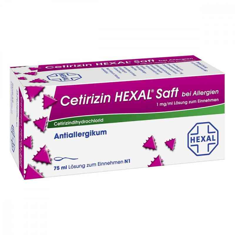 Cetirizin HEXAL bei Allergien 1mg/ml  bei apotheke.at bestellen