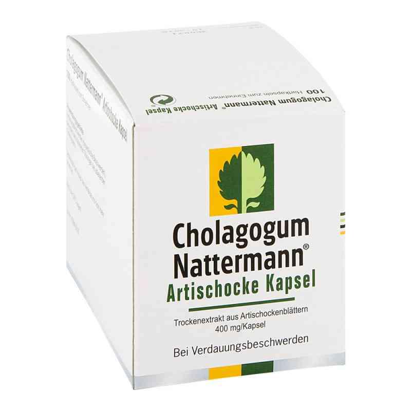 Cholagogum Nattermann Artischocke  bei apotheke.at bestellen
