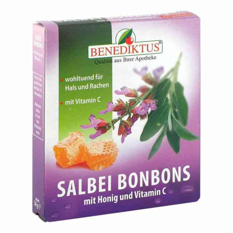 Salbei Bonbons mit Honig + Vitamin C  bei apotheke.at bestellen