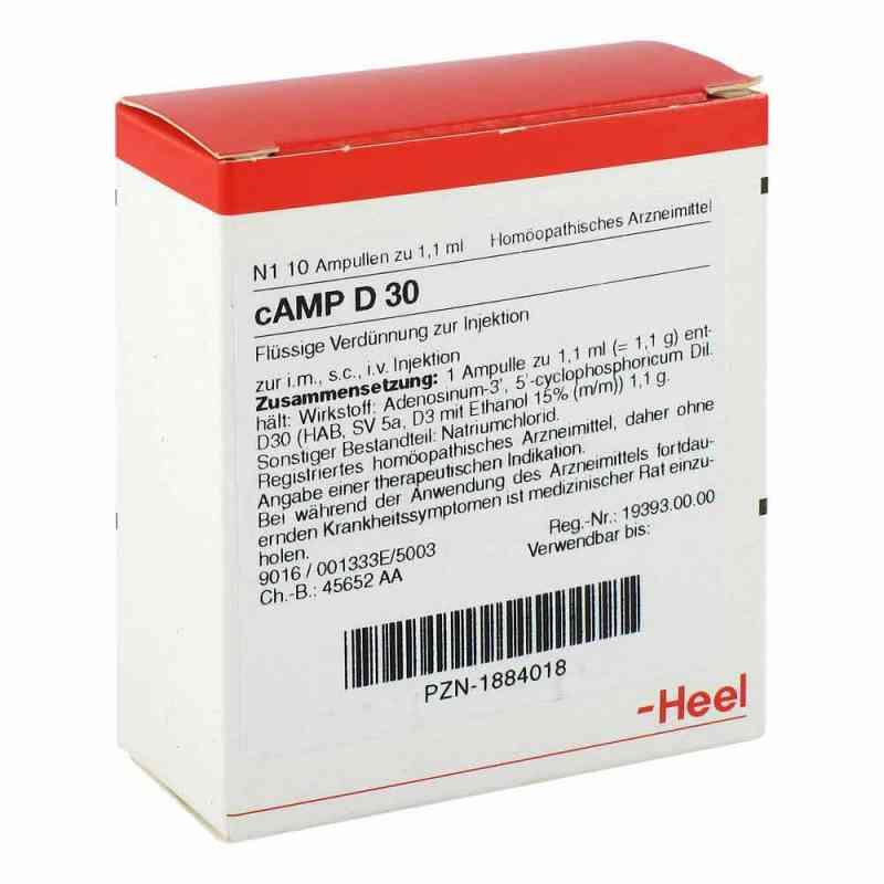 Camp D 30 Ampullen  bei apotheke.at bestellen