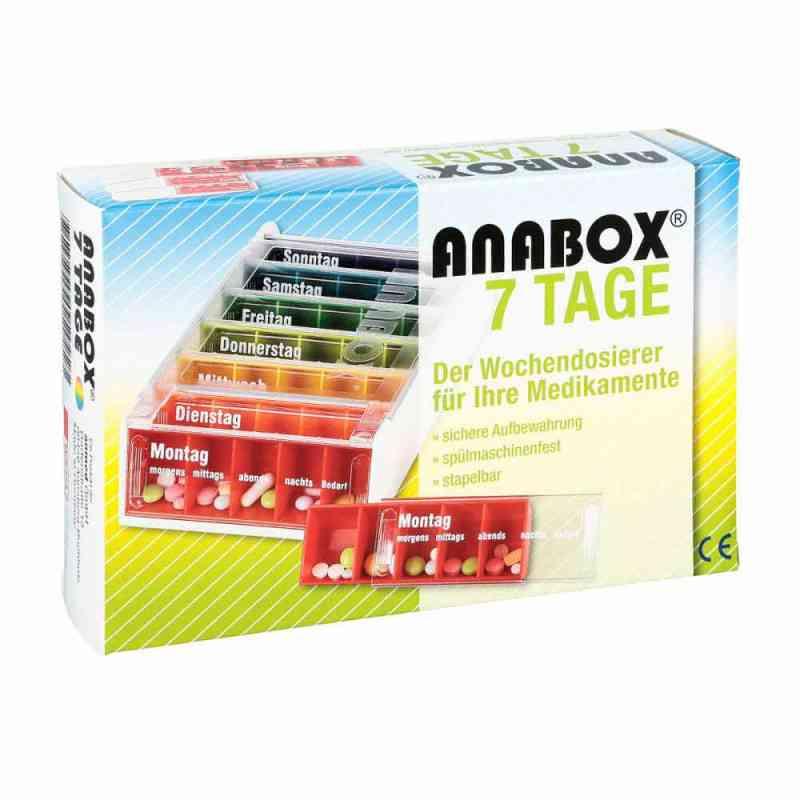 Anabox 7 Tage Regenbogen  bei apotheke.at bestellen