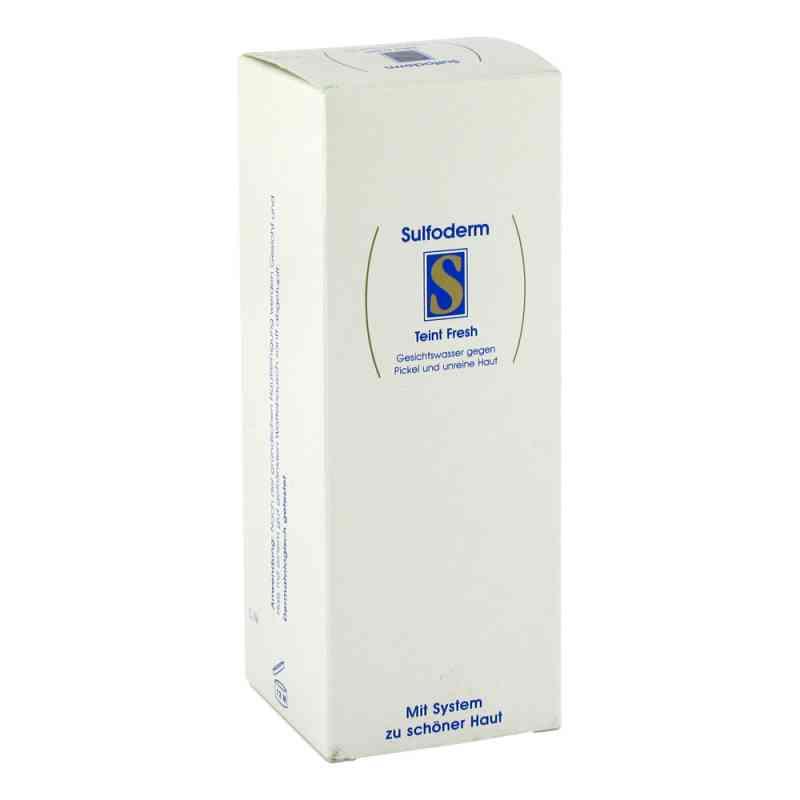 Sulfoderm S Teint Fresh Gesichtswasser  bei apotheke.at bestellen