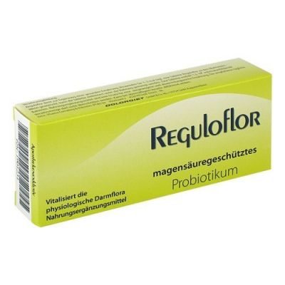 Reguloflor Probiotikum Tabletten  bei apotheke.at bestellen