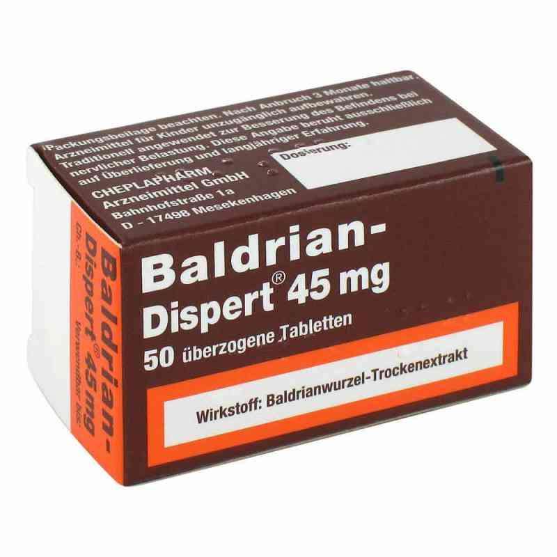 Baldrian-Dispert 45mg  bei apotheke.at bestellen
