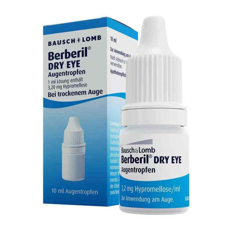 Berberil Dry Eye Augentropfen bei apotheke.at bestellen