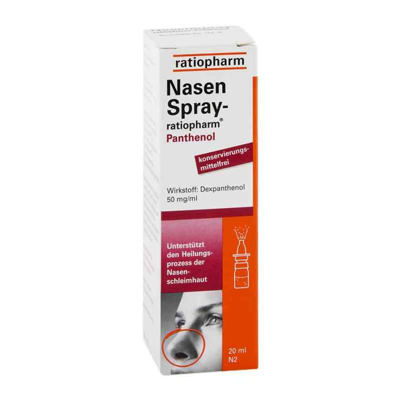NasenSpray-ratiopharm Panthenol  bei apotheke.at bestellen