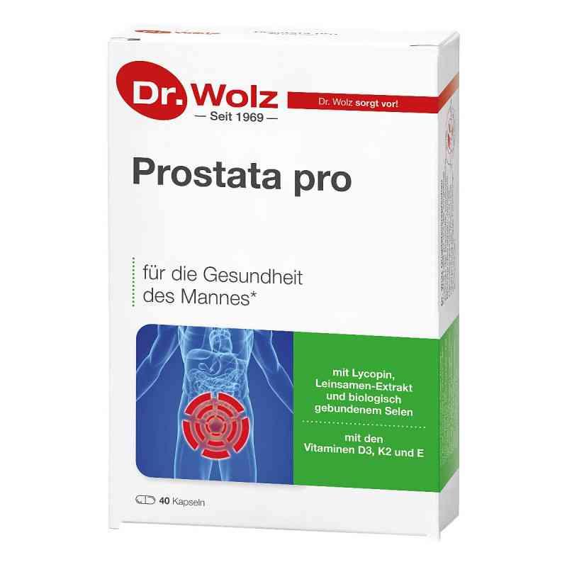 Prostata Pro Doktor wolz Kapseln bei apotheke.at bestellen