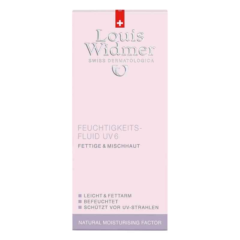 Widmer Feuchtigkeitsfluid Uv6 leicht parfümiert bei apotheke.at bestellen