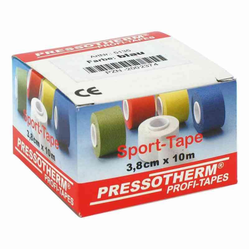 Pressotherm Sport-tape 3,8cmx10m blau  bei apotheke.at bestellen