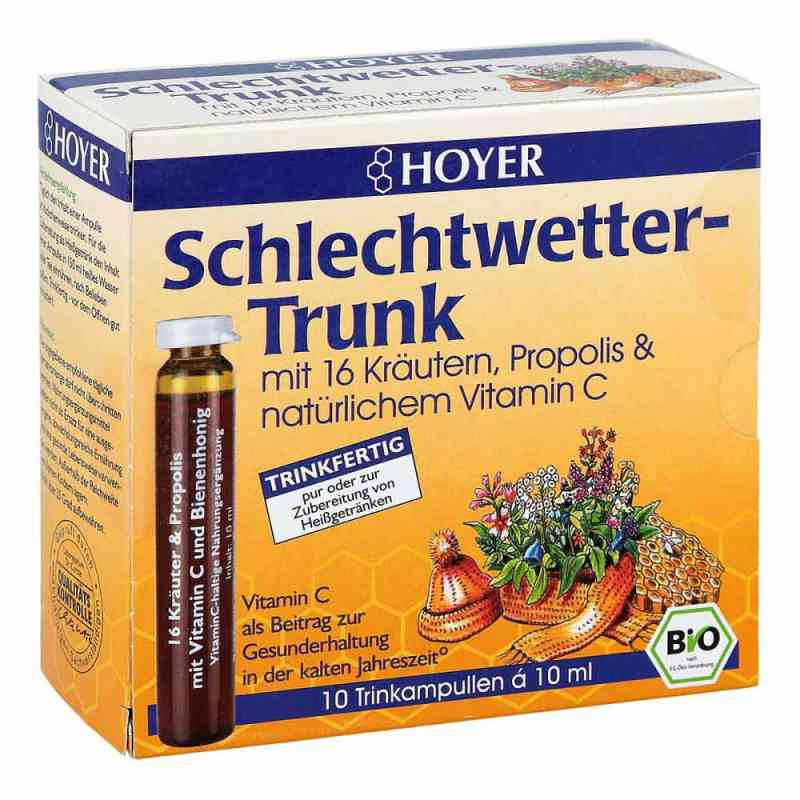 Hoyer Schlechtwetter Trunk Trinkampullen  bei apotheke.at bestellen