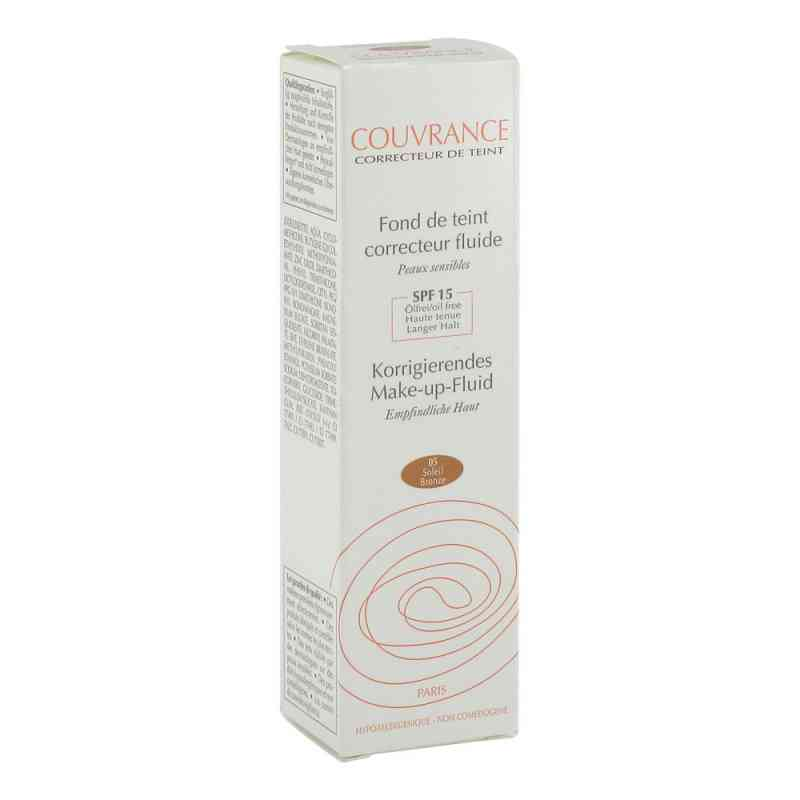 Avene Couvrance korrigier.Make up Fluid bronze bei apotheke.at bestellen
