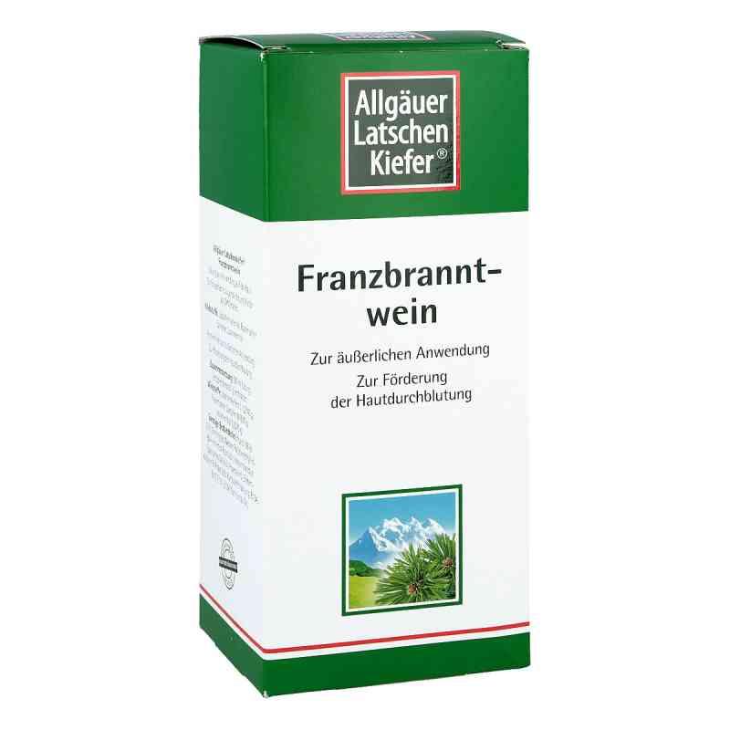 Allgäuer Latschenkiefer Franzbranntwein  bei apotheke.at bestellen