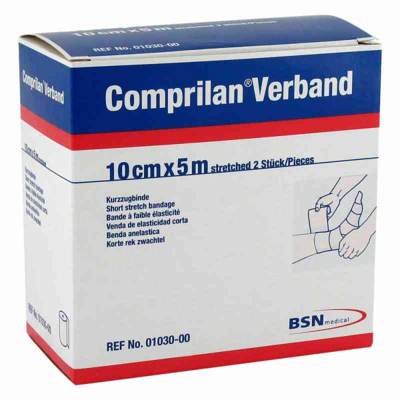 Comprilan Verband gedehnt 5mx10cm 1030 bei apotheke.at bestellen