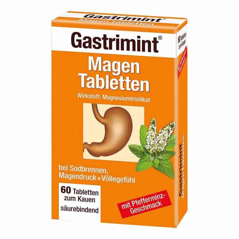 Bad Heilbrunner Gastrimint Magentabletten bei apotheke.at bestellen