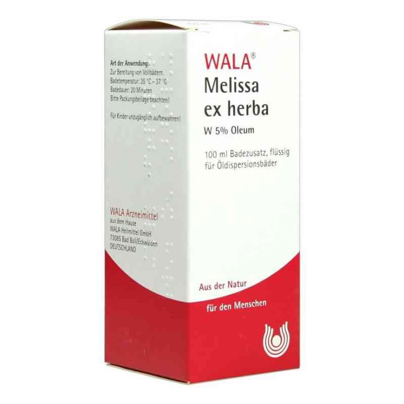 Melissa Ex Herba W 5% Oleum  bei apotheke.at bestellen