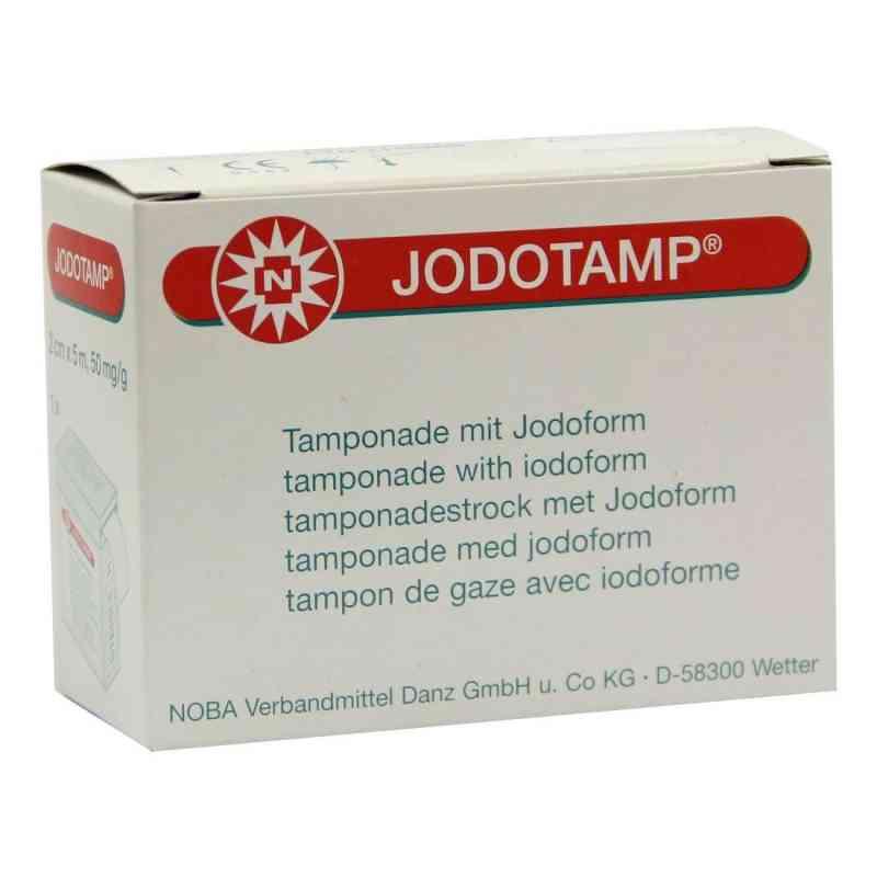 Jodotamp 50 mg/g 5mx2cm Tamponaden  bei apotheke.at bestellen