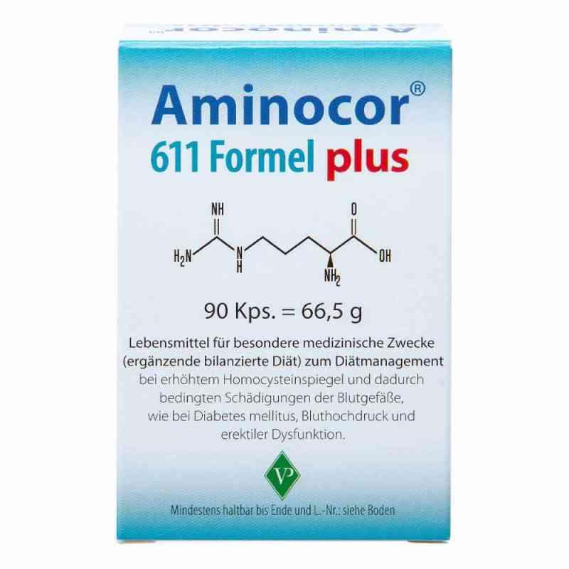 Aminocor 611 Formel plus Kapseln bei apotheke.at bestellen