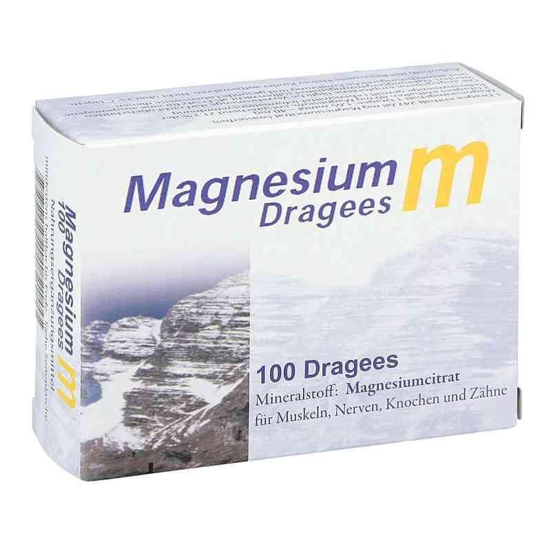 Magnesium M Dragees bei apotheke.at bestellen