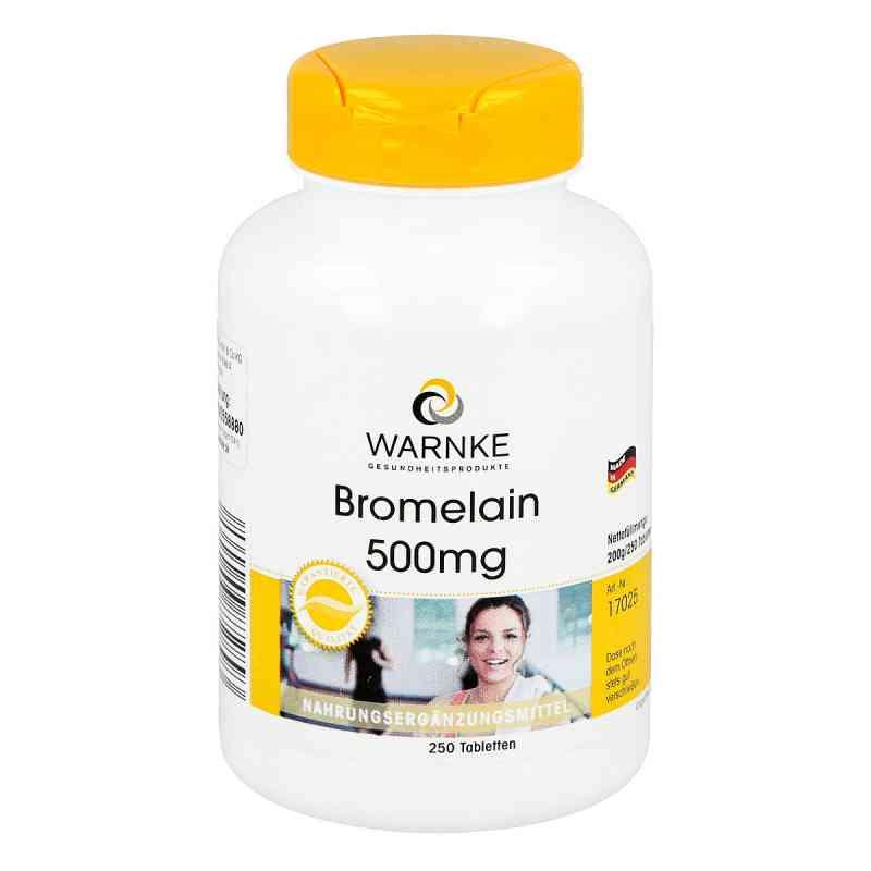 Bromelain 500 mg Tabletten  bei apotheke.at bestellen