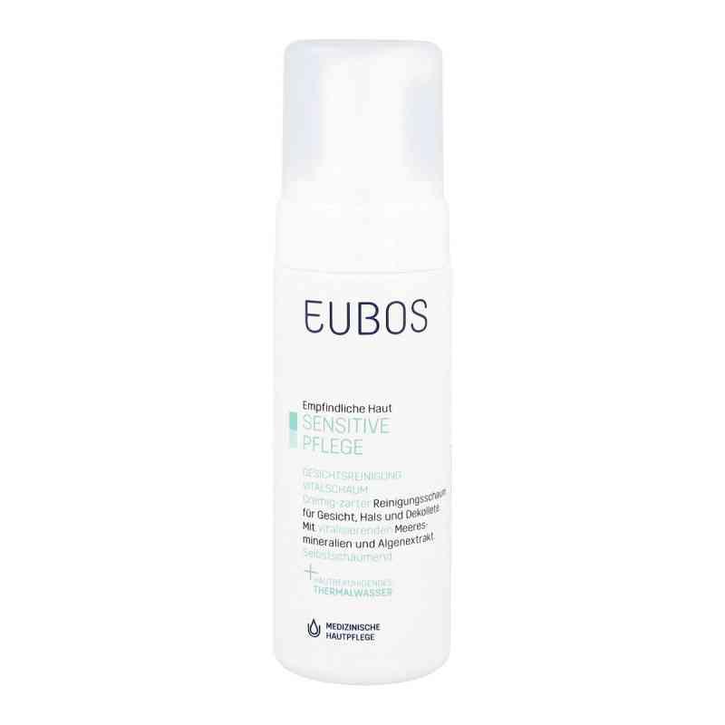 Eubos Sensitive Vital Schaum Gesichtsreinigung  bei apotheke.at bestellen