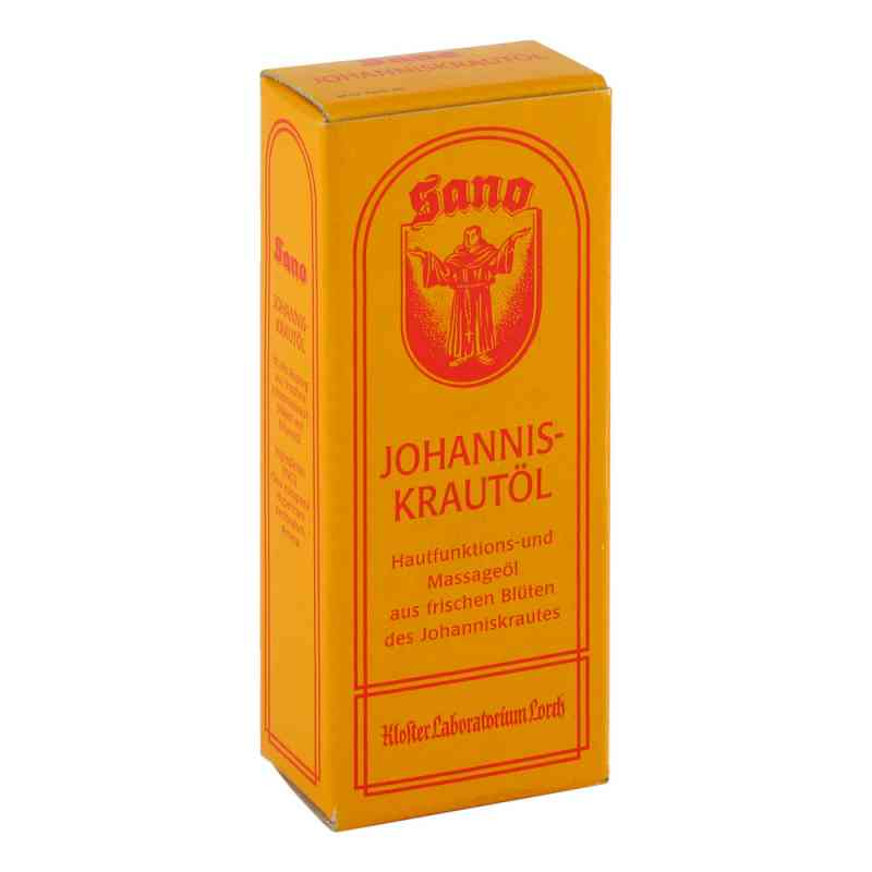 Sano Johanniskrautöl bei apotheke.at bestellen