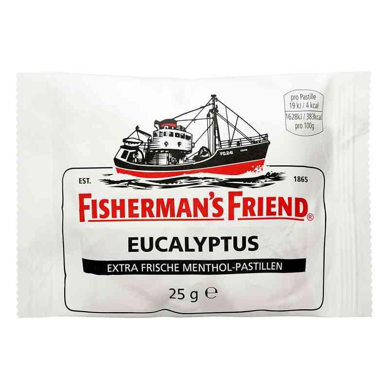 Fishermans Friend Eucalyptus mit Zucker Pastillen  bei apotheke.at bestellen