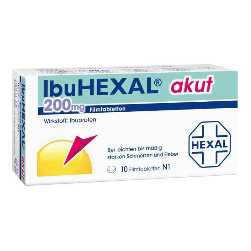 IbuHEXAL akut 200mg  bei apotheke.at bestellen