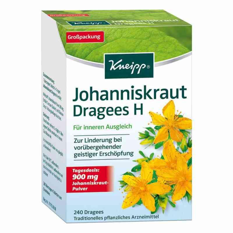 Kneipp Johanniskraut Dragees H  bei apotheke.at bestellen